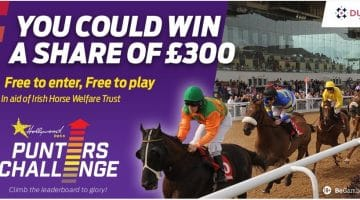 Dundalk Evening Racing Punters Challenge at Hollywoodbets