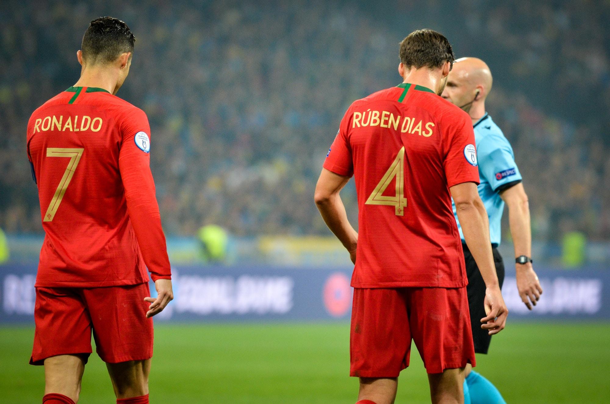 Ruben Dias - Croatia 2 Portugal 3