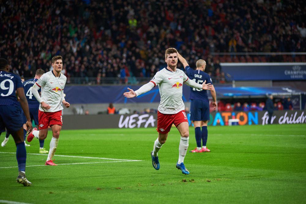 Timo Werner Germany 3 Ukraine 1