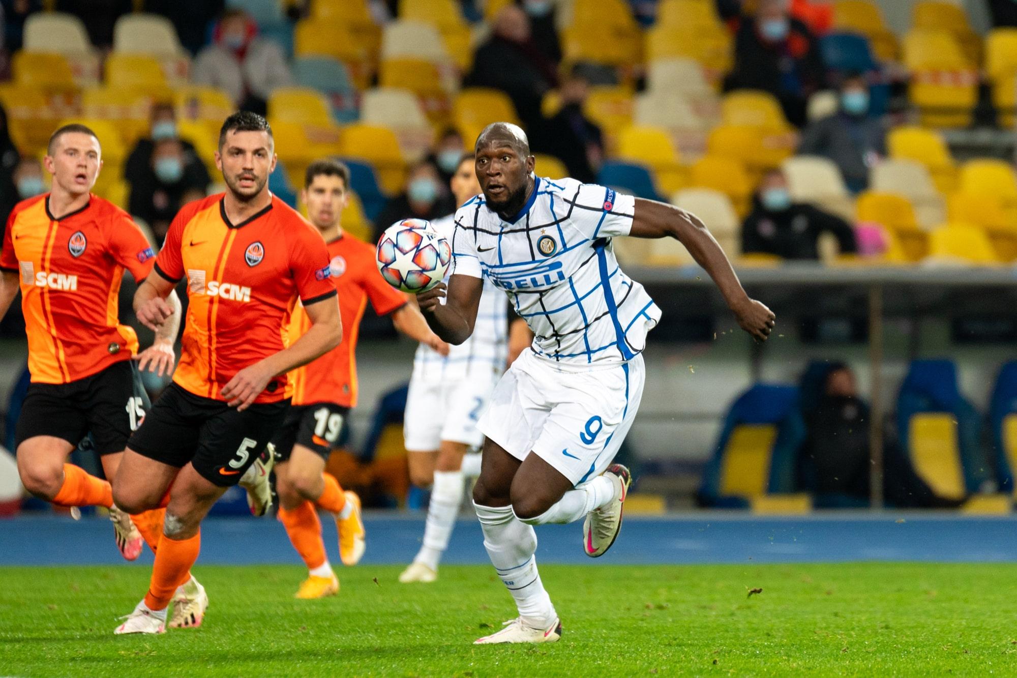 Inter Milan 0 Shakhtar Donetsk 0
