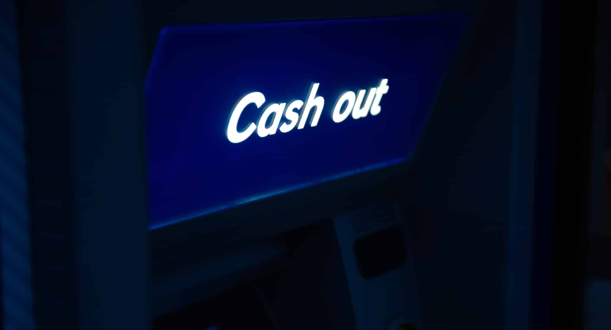 Betting sites with cash out